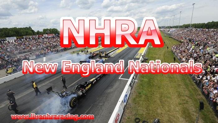 NHRA New England Nationals Live Stream