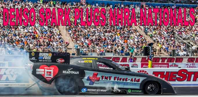 Denso Spark Plugs NHRA Nationals 2018 Live Stream