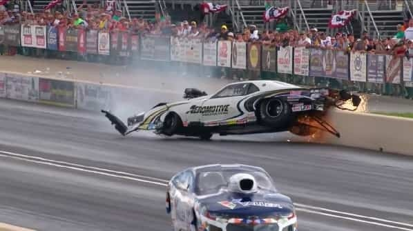 NHRA Wild Rides Highlights