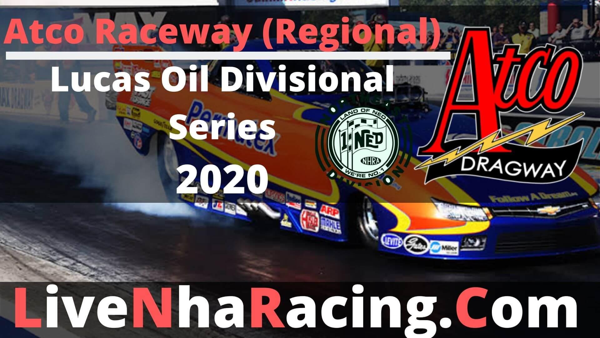 Atco Raceway Live Stream   Lucas Oil NHRA 2020
