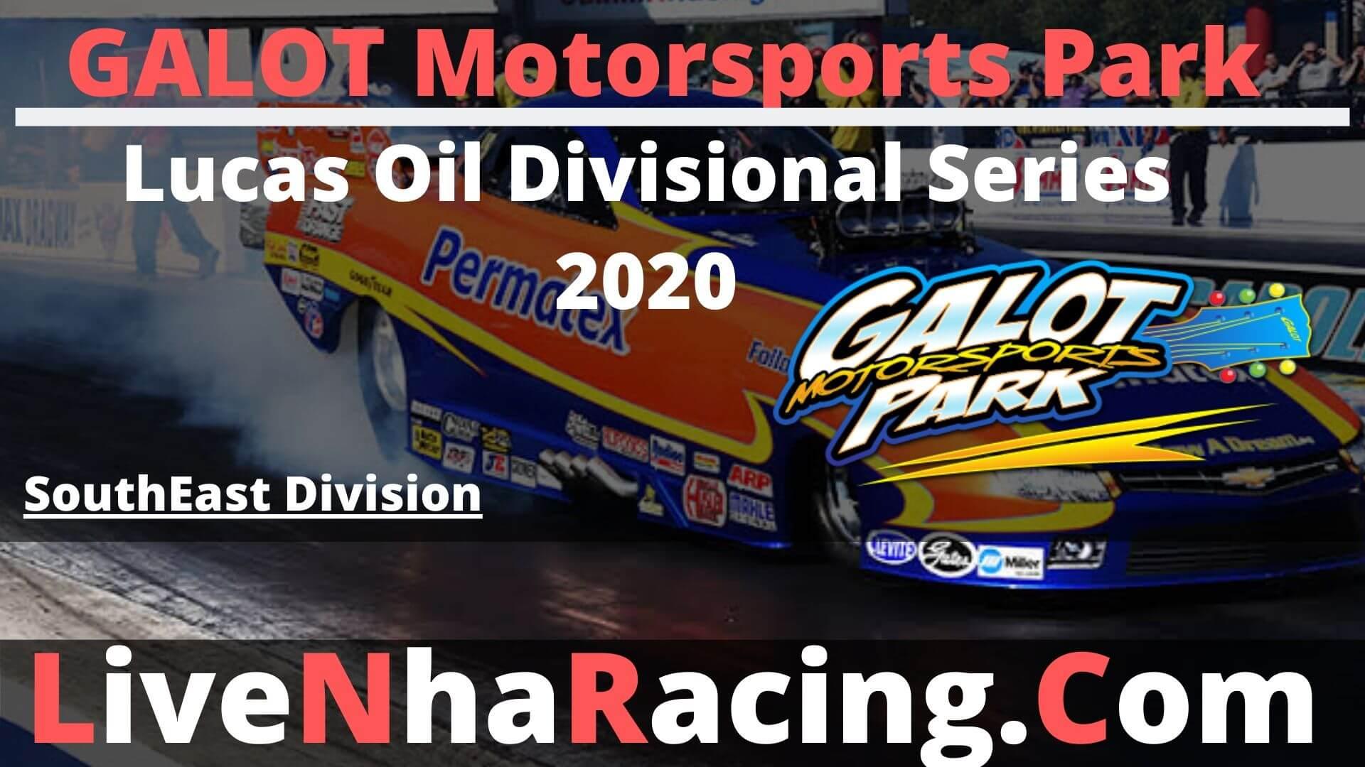 GALOT Live Stream   Lucas Oil NHRA 2020