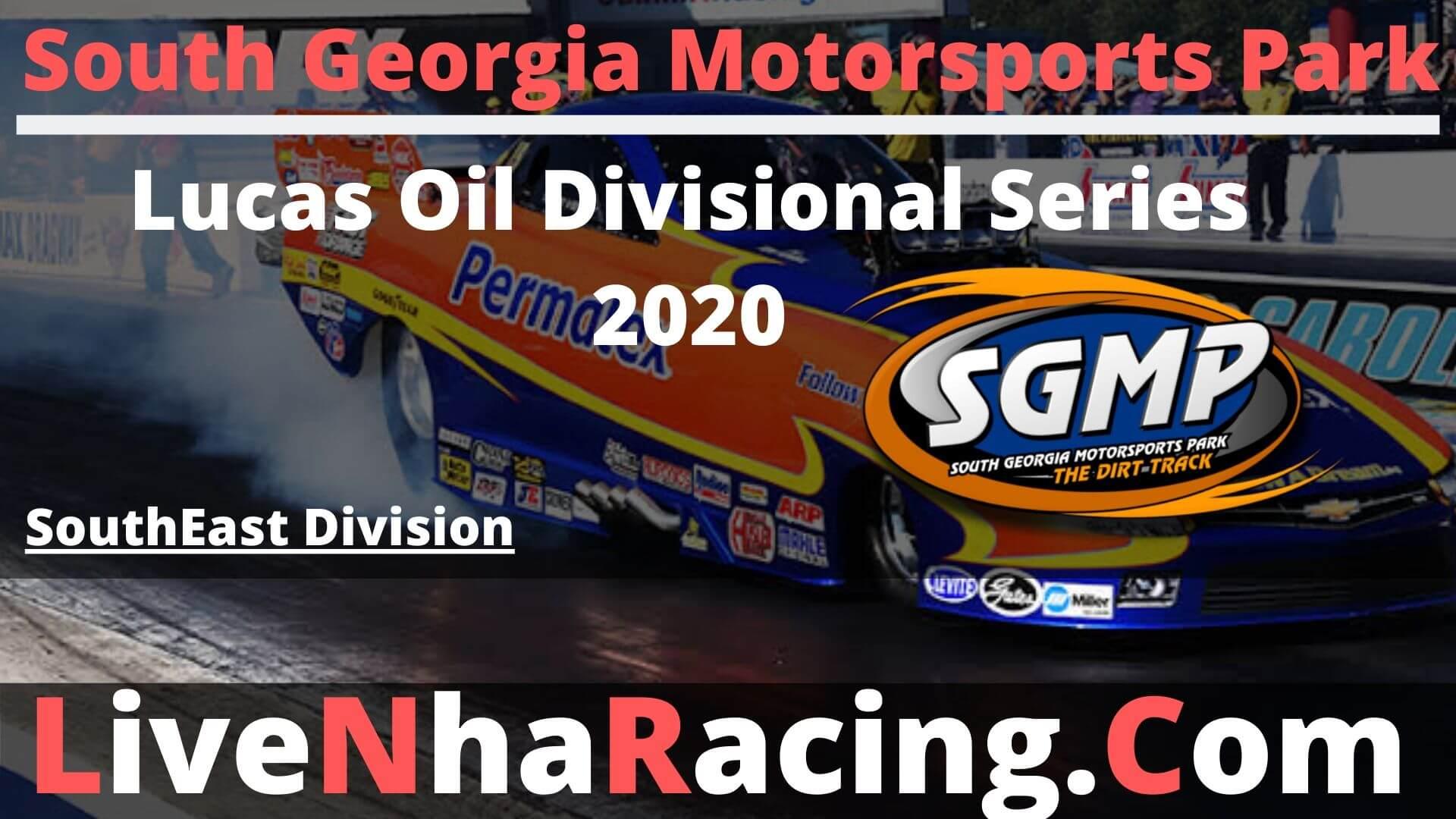 South Georgia Live Stream   Lucas Oil NHRA 2020