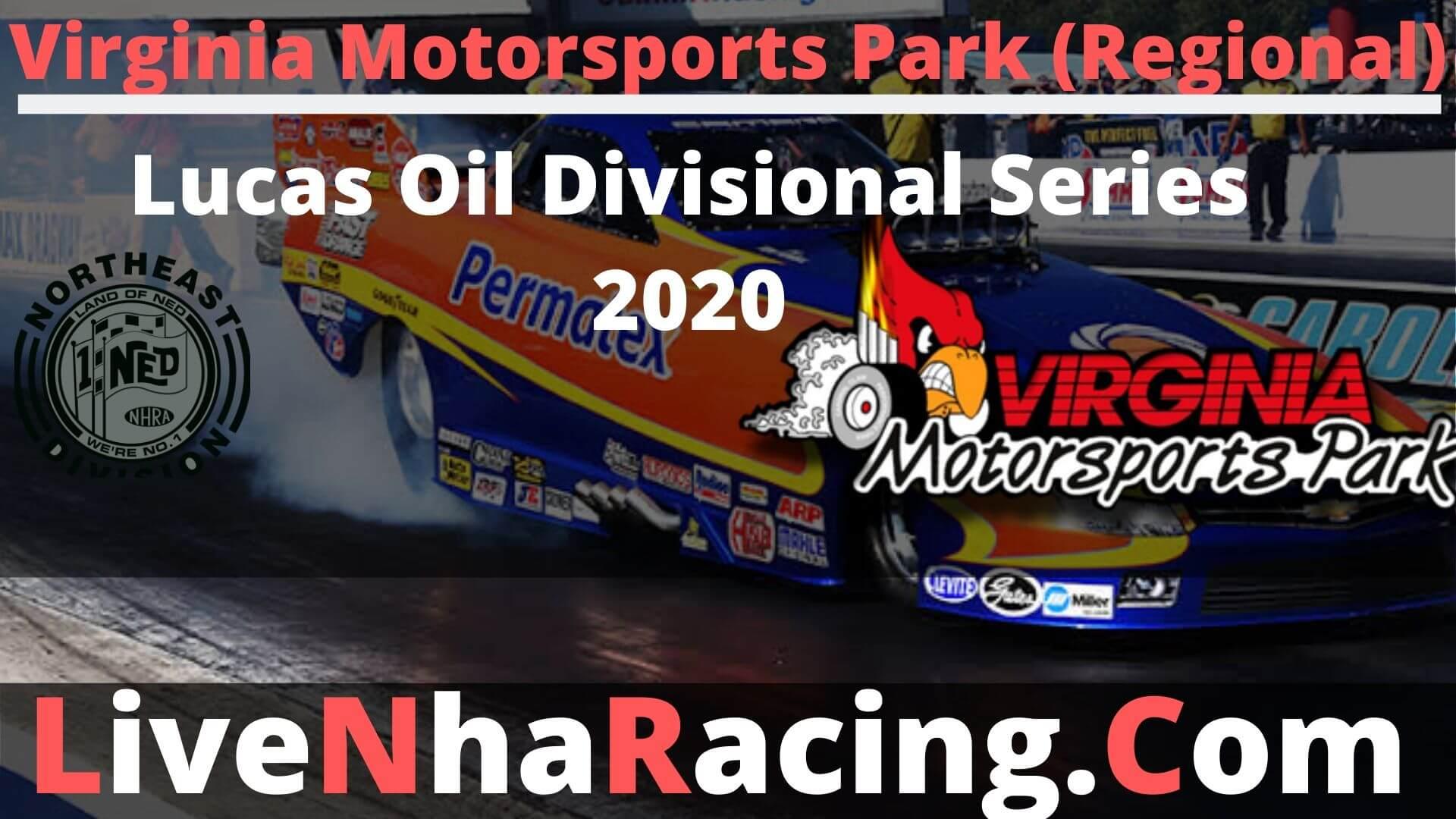 Virginia Live Stream   Lucas Oil NHRA 2020