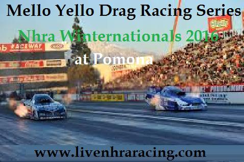 Nhra Auto Club Raceway at Pomona Live 2016