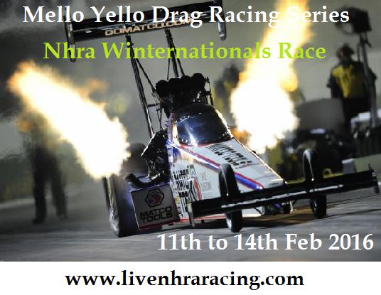 Pomona Nhra 2016 Race Live Stream