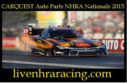 CARQUEST Auto Parts Nhra Nationals 2015