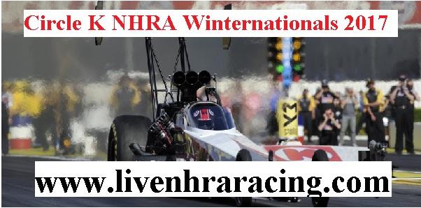 Circle K Nhra Winternationals 2017 live