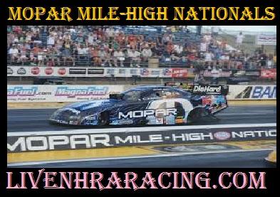 Mopar Mile-High Nationals