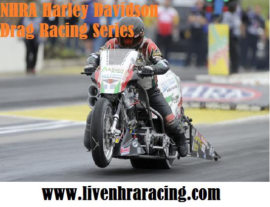 2016 Nhra Harley-Davidson Series