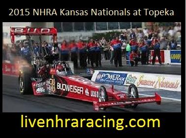 Nhra Kansas Nationals at Topeka
