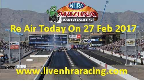 Nhra Arizona Nationals Race live