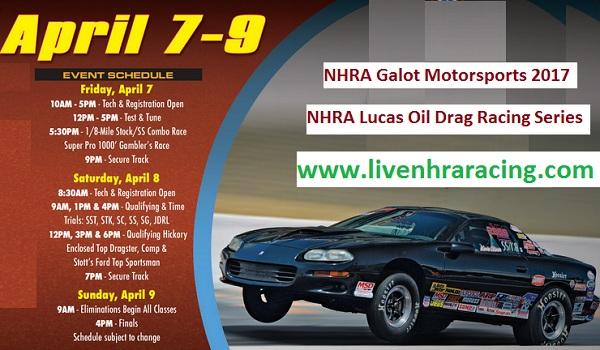 Nhra Galot Motorsports live