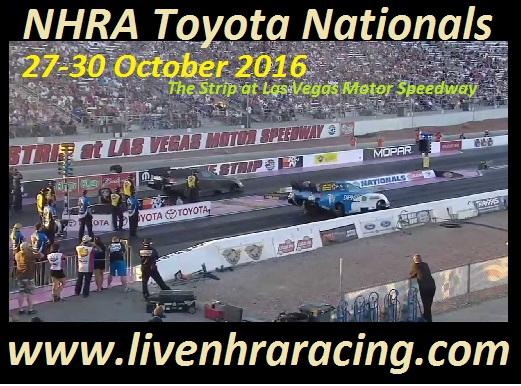 Nhra Toyota Nationals live