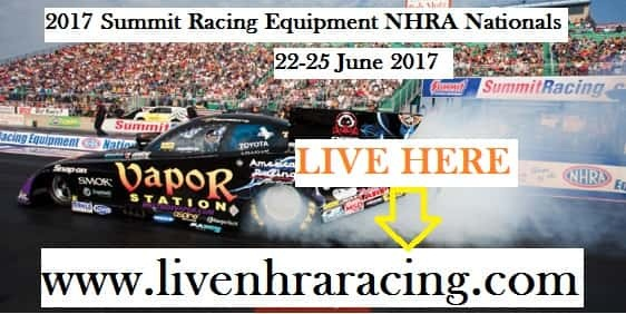 Summit Racing Equipment Nhra Nationals Live