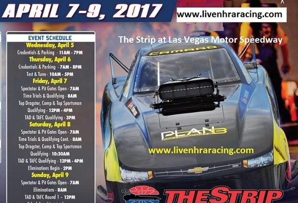 The Strip at Las Vegas Motor Speedway live