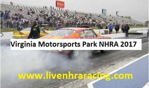 Virginia Motorsports Park Nhra live online