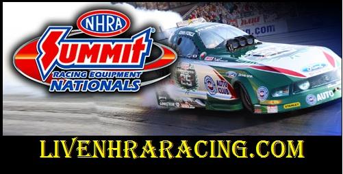 2014 Summit Racing NHRA Nationals