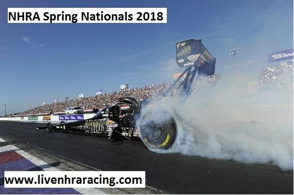 NHRA Spring Nationals