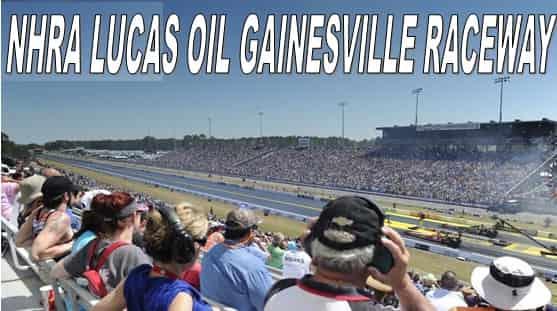 Live NHRA Lucas Oil Gainesville Raceway 2018 Online