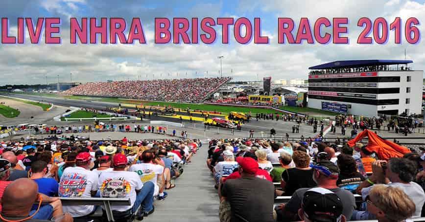 Live Nhra Bristol Race 2016