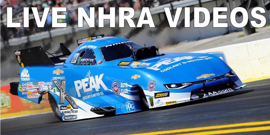 NHRA Videos