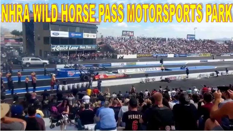 NHRA Wild Horse Pass Motorsports Park 2018 Live