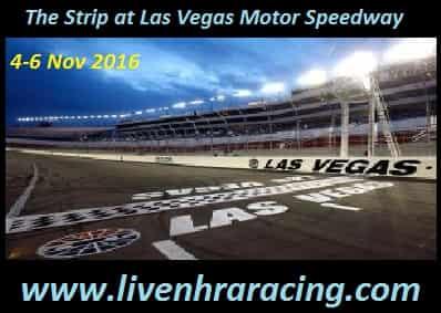 Watch The Strip at Las Vegas Motor Speedway Live