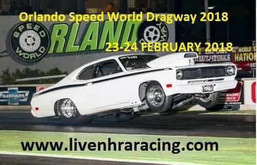 Orlando Speed World Dragway 2018