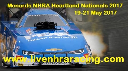 Menards NHRA Heartland Nationals live