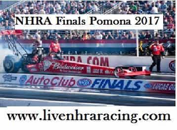 NHRA Finals Pomona 2017
