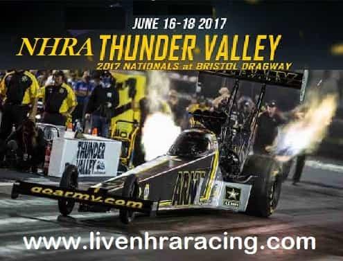 NHRA Thunder Valley Nationals live