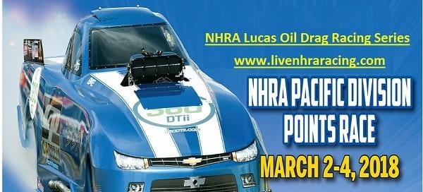 NHRA Wild Horse Pass Motorsports Park 2018